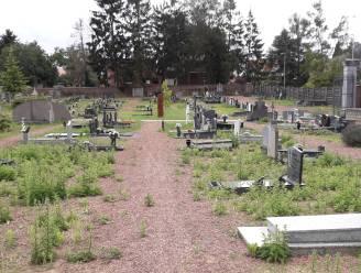 """Oppositie en nabestaanden hebben genoeg van het slecht onderhouden kerkhof: """"Ik moest het graf van mijn vader zoeken tussen het onkruid"""""""