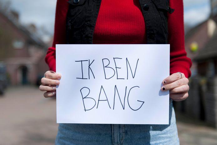 Straatintimidatie komt veel voor in Utrecht. Eén op de twee Utrechters voelt zich onveilig.