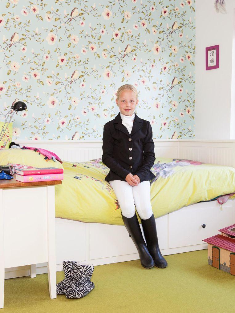 Hannah Vos. Beeld Adriaan van der Ploeg