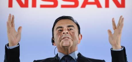 Oud-voorzitter van Nissan Carlos Ghosn aangeklaagd in Japan