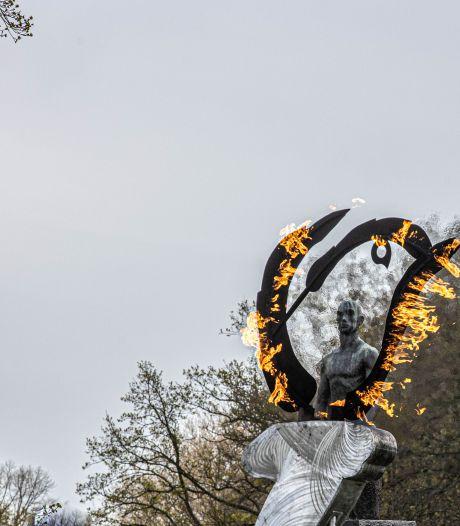 Het bevrijdingsvuur in Zwolle is ontstoken: volg hier live het Bevrijdingsfestival Overijssel