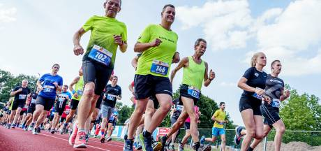 Rijsserbergloop: Eindelijk weer een race tegen het uurwerk