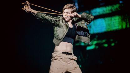 Finaleplaats voor Taylor in Belgium's Got Talent?