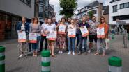 """Handelaars protesteren tegen 'knip' in Boomstraat: """"Onze verkoop daalt met wel 85 procent"""""""