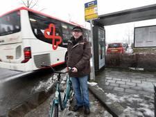 'Aansluiting stadsbus op trein Woerden opnieuw slechter'