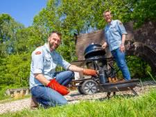 Jeugdvrienden Dirk-Jan en Michiel geven aan al hun gerechten een speciale draai: 'Gehaktballen injecteren we met whiskey'