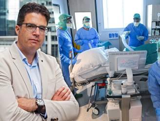 INTERVIEW. Hoelang moeten we de maatregelen nog volhouden nu het aantal besmettingen daalt? Viroloog Steven Van Gucht legt uit