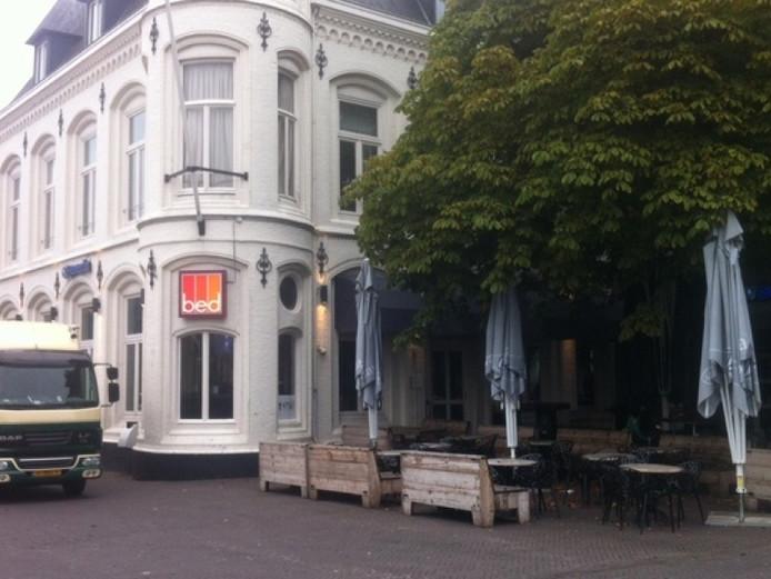 In het witte pand aan de Vismarktstraat komt 't Zusje te zitten.
