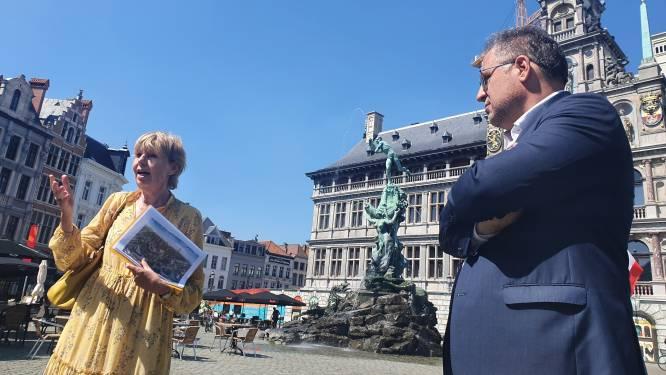 """Antwerpen blaast 800 kaarsen uit met nieuwe stadstour: """"'t Steen is het beginpunt van de stad zoals we ze nu kennen"""""""