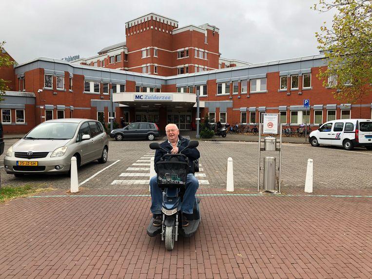 Lelystad, MC zuiderzee ziekenhuis.  Beeld Harry Cock