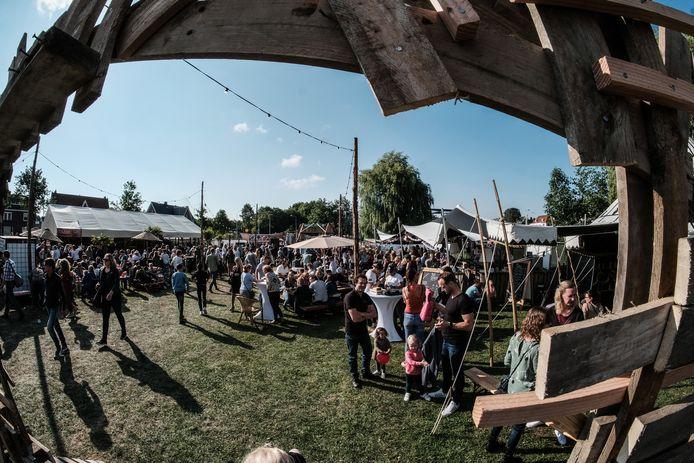 Festival Achterland krijgt een vervolg, maar dan indoor. Vanaf juli elk weekeinde aan de Spinbaan.