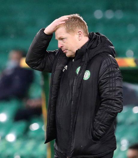 Celtic en Lennon alsnog uit elkaar door enorme achterstand op Rangers