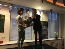 'Je bent weer terug!', wielerkoningin Marianne Vos gehuldigd na binnenslepen Europese titel