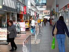 Winkelpassage Spijkenisse eerder dicht na vandalisme