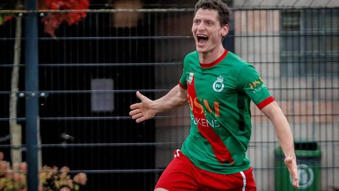 """Robin Dossche (FC Poesele): """"Voor zo'n wedstrijden doe je het als speler"""""""