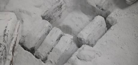 1457 kilo cocaïne onderschept in Rotterdamse haven