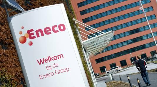 Het hoofdkantoor van energieleverancier Eneco. De nieuwe Haagse coalitie wil de gemeente-aandelen verkopen.