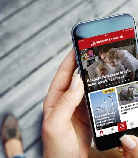 De Brabants Dagblad-app: de nieuwsapp die draait om Brabant!
