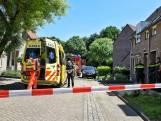 Vrouw raakt zwaargewond bij brand op zolder in Hilvarenbeek