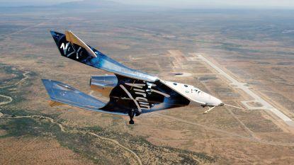 Overeenkomst met NASA getekend: Virgin Galactic wil toeristen naar het ISS vliegen