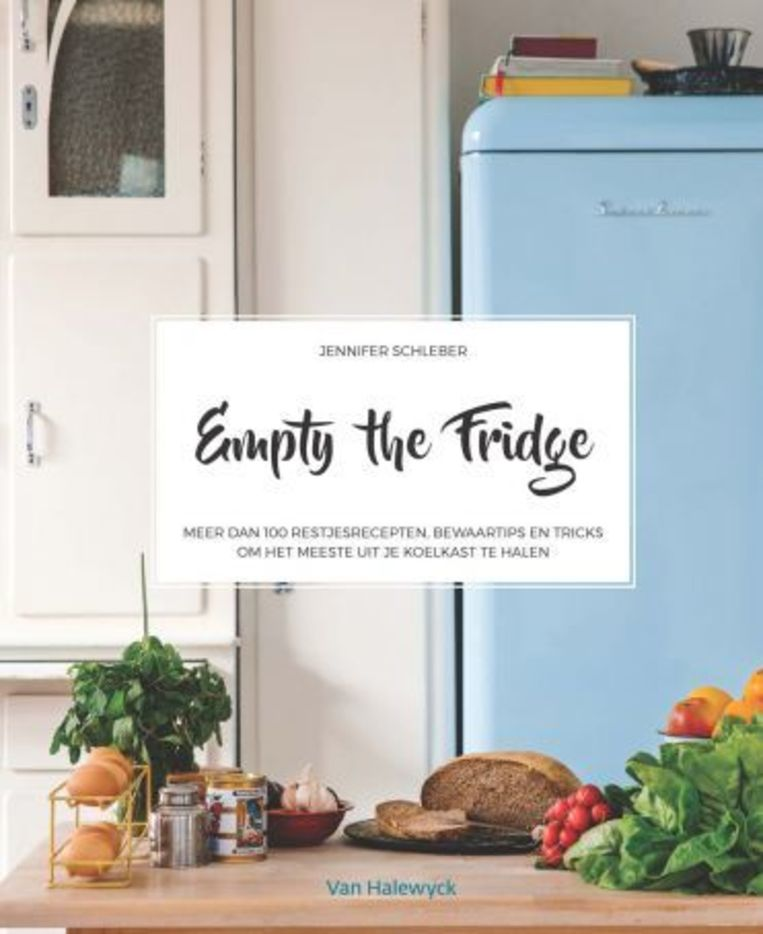 Empty The Fridge van Jennifer Schleber, € 19,99