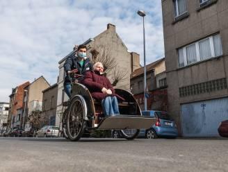 """Al meer dan 300 Gentenaars maakten ritje met fietstaxi: """"De helft van de bestuurders zijn nieuwkomers"""""""