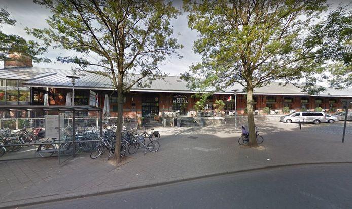 Het Best Western City Hotel in Turnhout.