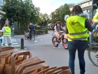 """Brasschaat trakteert fietsers op ontbijtje: """"Inwoners aanzetten te kiezen voor alternatieve vervoersmodi"""""""