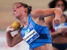 Atlete Emma Oosterwegel neemt toch nog een record mee naar het buitenseizoen
