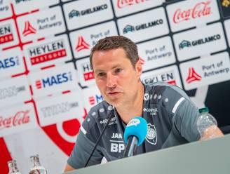 """Antwerp-coach Priske weet waar het pijnpunt ligt: """"Het is duidelijk dat er niet zo heel veel offensieve opties zijn in onze kern"""""""