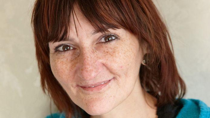 Angelique van Ewijk uit Soest: ,,Ik kijk op een positieve manier naar het leven.''