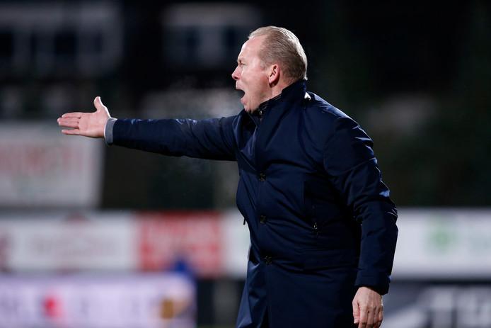 Helmond Sport-trainer Wil Boessen wil
