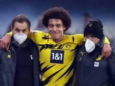 """Thierry Witsel ne se fait pas d'illusion: """"Pour l'instant, il n'y a aucun espoir de voir Axel à l'Euro"""""""