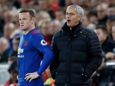 VIDEO: Mourinho wil niet dat clubicoon Rooney vertrekt