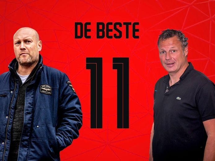 Beste elftal van België aller tijden