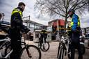 Politieactie in het Spijkerkwartier in Arnhem