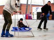 Rijssen krijgt in de decembermaand een échte ijsbaan