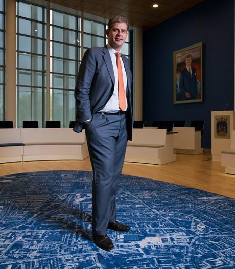 Geldboete en week voorwaardelijk voor belediging burgemeester Veenendaal