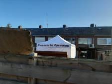 Groot politieonderzoek in woning s'-Heerenberg: vader  bewoner heeft geen idee waarom