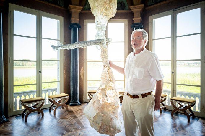 HINGENE Tentoonstelling van de werken van Luca Aussems in jachtpaviljoen De Notelaer