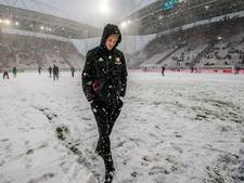 Fotoserie: winterweer op de Nederlandse velden