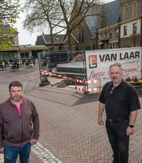 Blikvanger irriteert horeca in Heerde