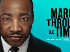 Geschiedenisles in Fortnite met 'March Through Time' over leven en erfenis van Martin Luther King