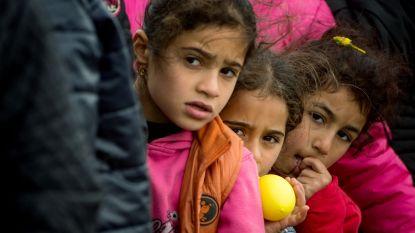 """Unicef: """"Aantal minderjarige vluchtelingen op Griekse eilanden stijgt"""""""