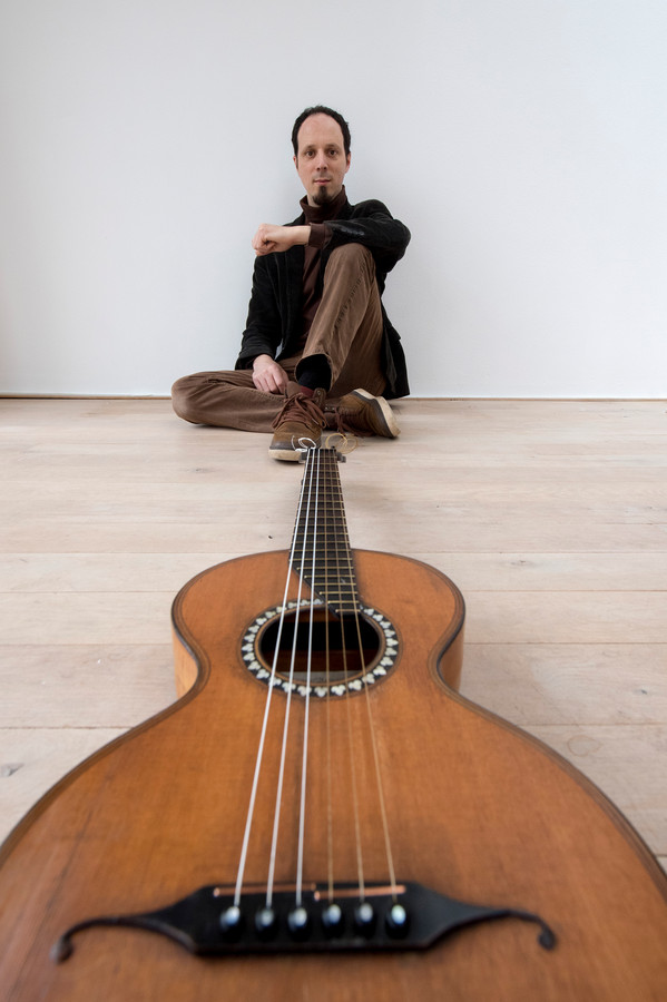 Gitarist Izhar Elias: