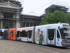 Les rails du réseau Stib doivent être remplacés à 43%