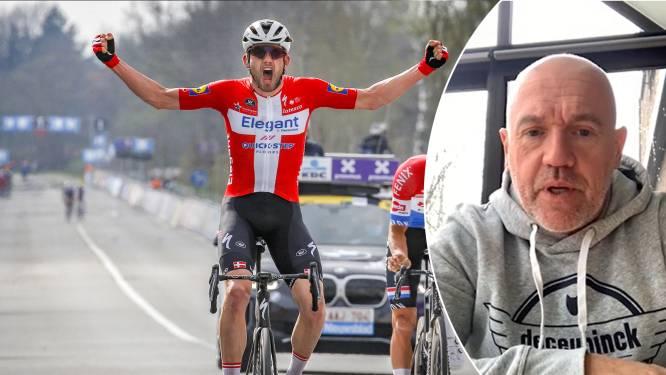 "Ploegleider Tom Steels in HLN SPORTCAST over Ronde-winnaar Asgreen: ""Een taaie duivel die niet plooit"""