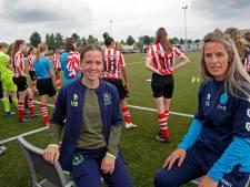 Eredivisieteam voor vrouwen krijgt steeds meer vorm bij Sparta: 'We doen het in eigen tempo'