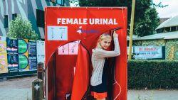 Eindelijk geen lange wachtrijen meer: probeer het vrouwenurinoir op de Gentse Feesten