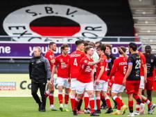Samenvatting: Excelsior - Helmond Sport